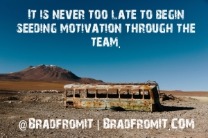 Motivating Team